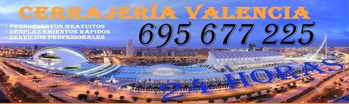 Cerrajería Valencia 24 horas