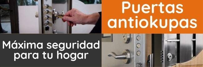 expertos en puertas antiokupas valencia